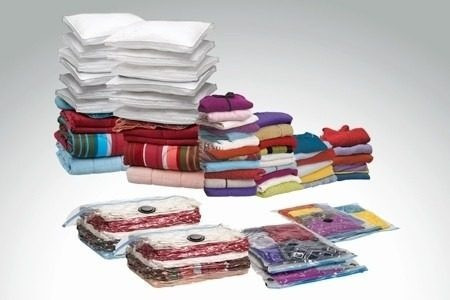 bolsas compresoras ahorradoras espacio colchas cubre camas