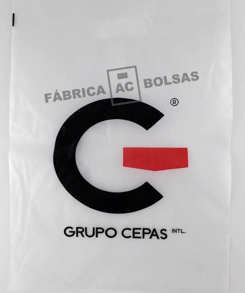 42152d754 Bolsas Con Con Logo En Polietileno 30x40 Riñon O Camiseta - $ 11,00 ...