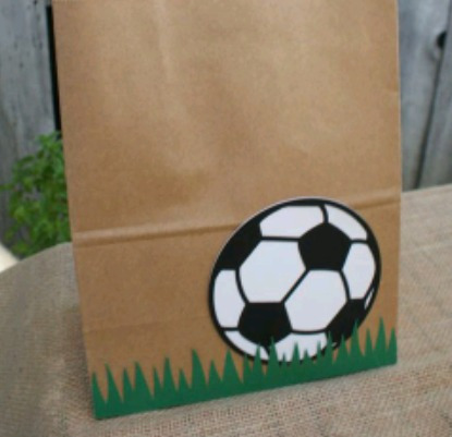 bolsas cotillon futbol