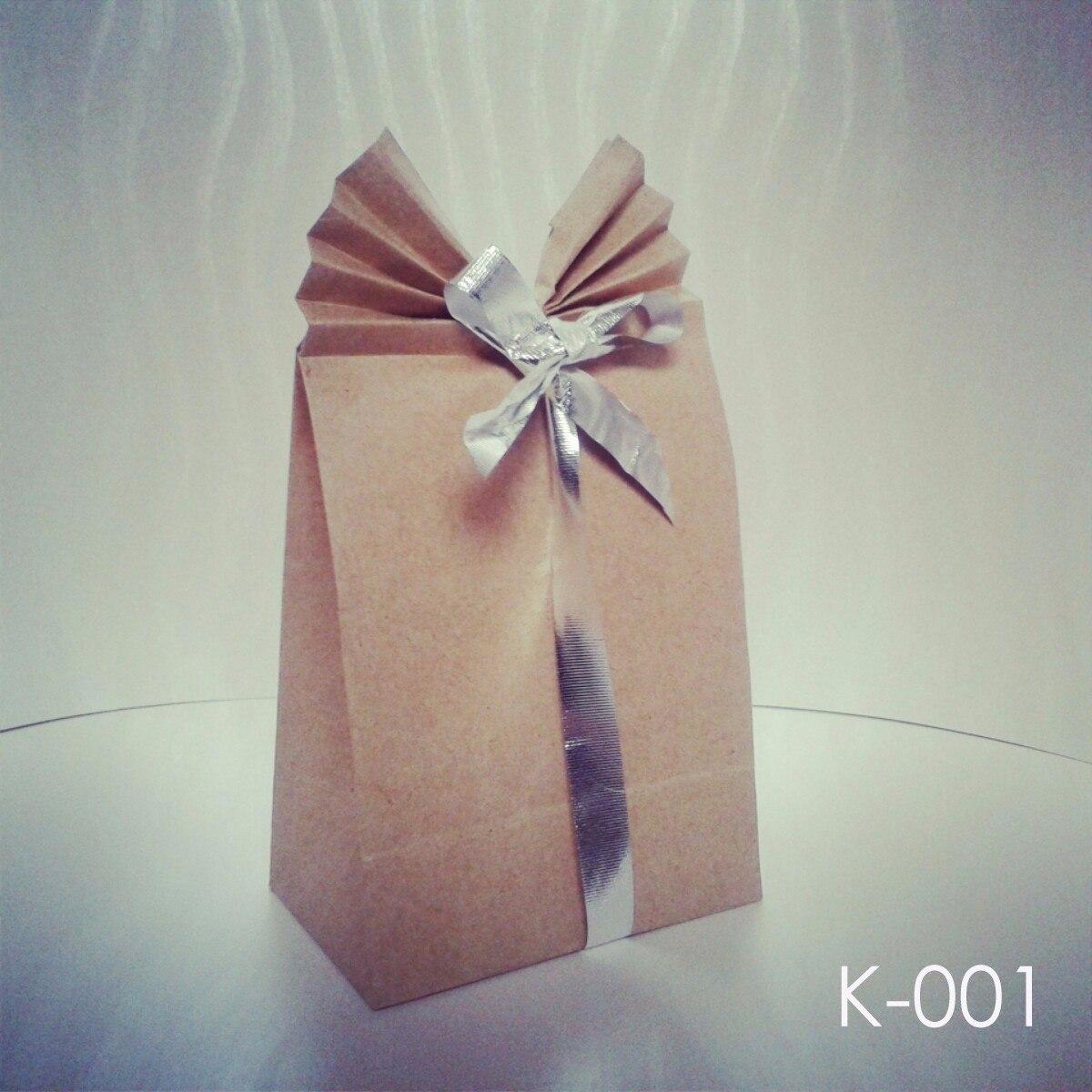 f7de11ba3 bolsas creativas para regalos - papel kraft - m (paquete). Cargando zoom.