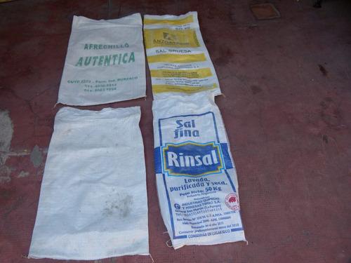 bolsas de arpillera plastica