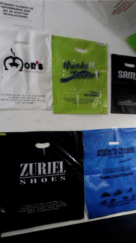 bolsas de boutique 40x50. mas tamaños y variedad de colores