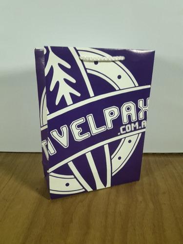 bolsas de carton impresas bolsas personalizadas