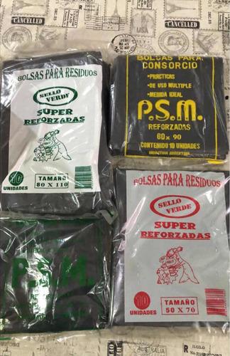 bolsas de consorcio y residuos!!!!! por mayor y menor