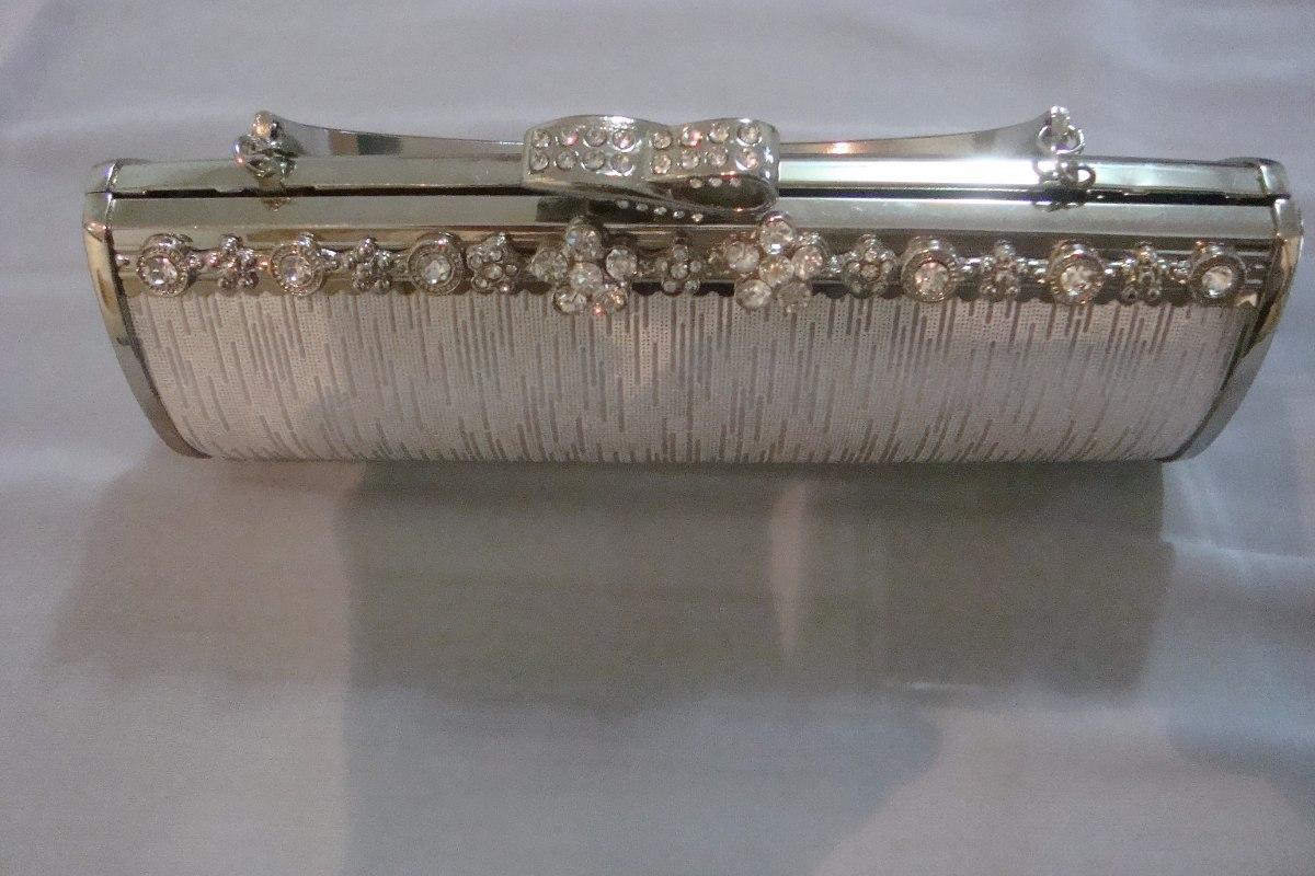 Bolsa De Mão Para Festa Prata : Bolsas de festa prata linda pronta entrega r em