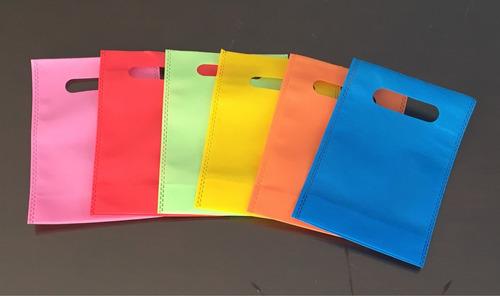 bolsas de friselina 15x21.5 bolsitas golosineras souvenirs