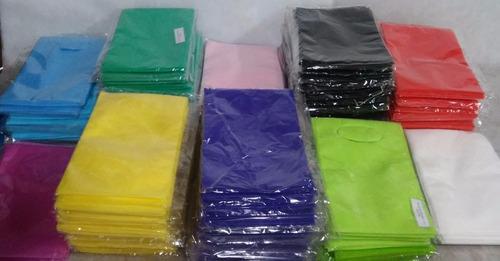 bolsas de friselina x10u cotillon cumpleaños