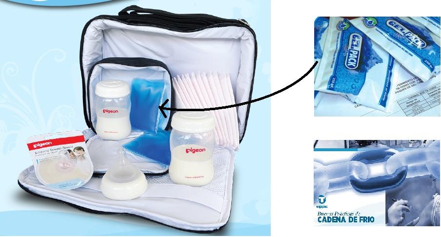 Cmo almacenar, refrigerar y descongelar la leche materna