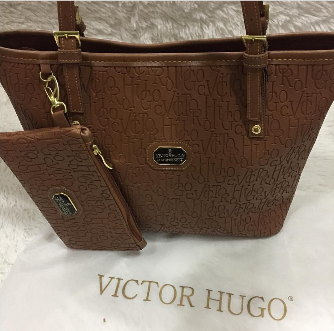 a913991b6 Bolsas De Grifes Victor Hugo - R$ 140,00 em Mercado Livre