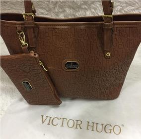10044e769 Bolsa Grife Victor Hugo Linda - Bolsas Femininas no Mercado Livre Brasil
