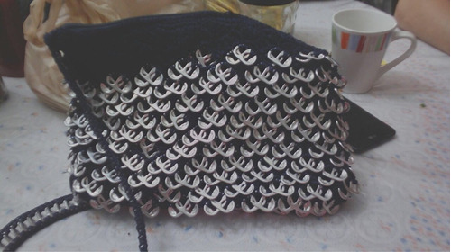 bolsas de hilo con fichas