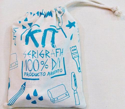 bolsas de lienzo 15x20 con cordón de algodón