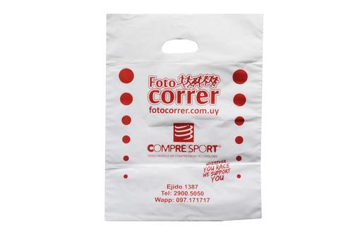bolsas de nylon y papel impresas