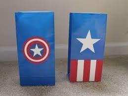 bolsas de papel decorativas para fiesta infantil