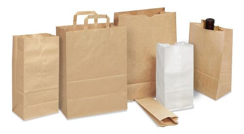 bolsas de papel ecológica personalizadas impresas