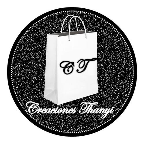 bolsas de papel glase brillante grueso , boutique (2 doc)