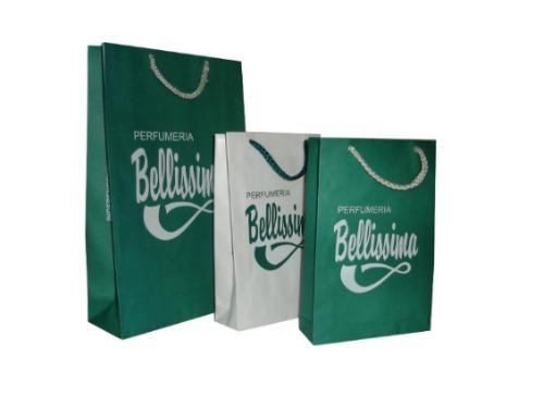 bolsas de papel impresas - adhesivos - tarjetas -  imprenta