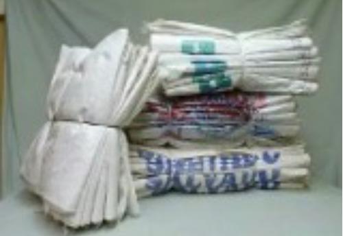 bolsas de plastillera vacías 25 x $170