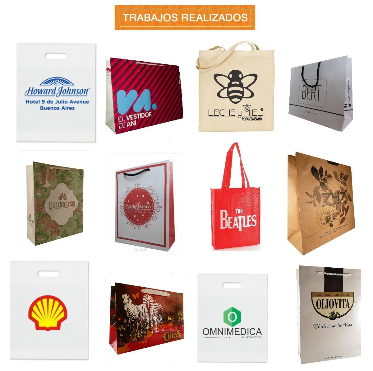 75e3f4e01 Bolsas De Polietileno Plastico 45 X 60 Con Tu Logo - $ 14,00 en ...