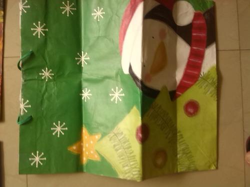 bolsas de regalo de navidad