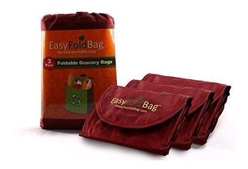 bolsas de supermercado reutilizables,easy bag fold - reu..