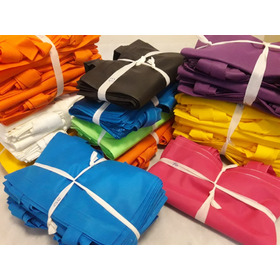 Bolsas Ecologicas  Lote 100 Bolsas Diferentes Colores
