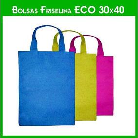 ded78fc27 Bolsas Friselina Con Fuelle Bolsos Y - Material de Promoción en Mercado  Libre Argentina