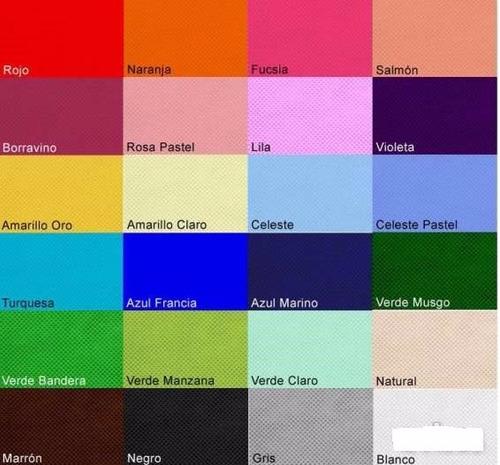 bolsas ecologicas en tela cambre envios a todo el pais