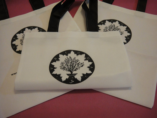 bolsas ecologicas ,fabricamos con logo o lisas