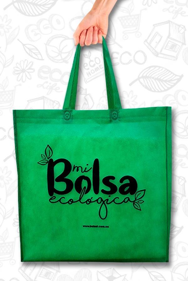 b1d0d1cd4 Bolsas Ecologicas Publicitarias, (manijas,troquel, Cordon) - $ 1.500 ...