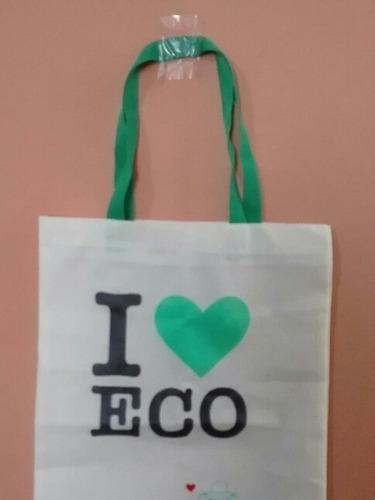 bolsas ecologicas publicitarias para campañas