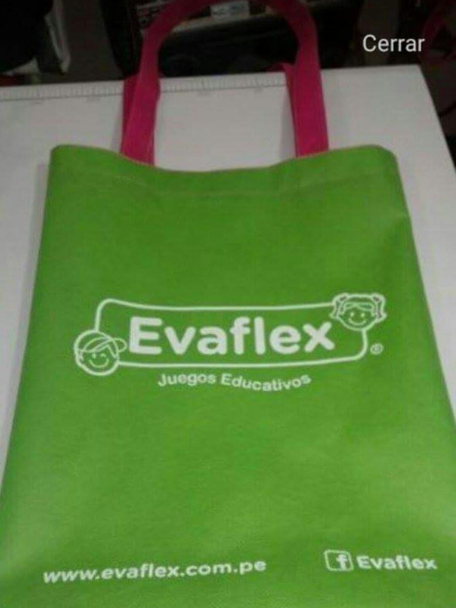 6f8791229 Bolsas Ecologicas Publicitarias Para Campañas - S/ 1,00 en Mercado Libre