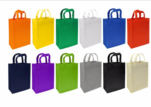 bolsas ecológicas, tela pop, publicitarias, cotillones,