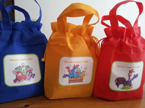 bolsas ecológicas tnt personalizadas 20x24