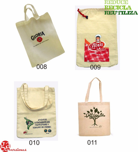 bolsas ecológicas  - tocuyo