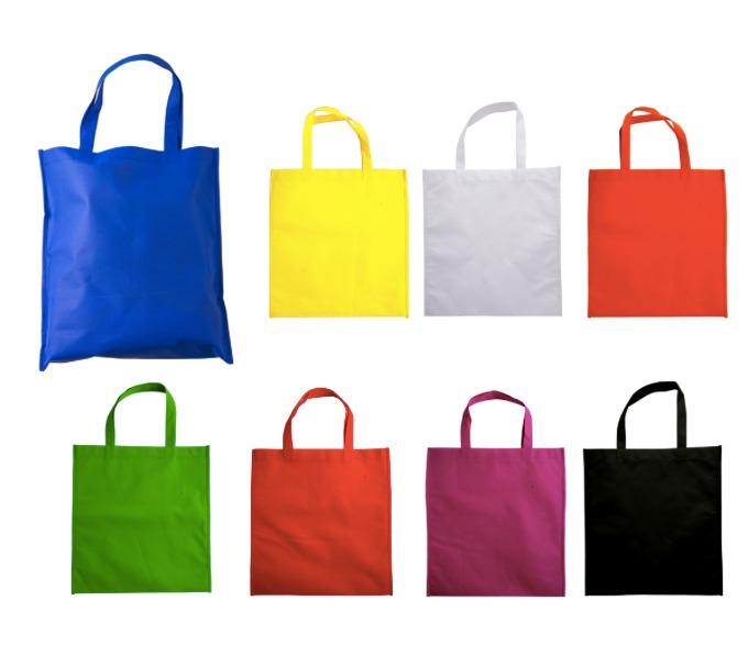 227fc0fc3 Bolsas Ecológicas Unicolor Material Pop - Bs. 0,01 en Mercado Libre