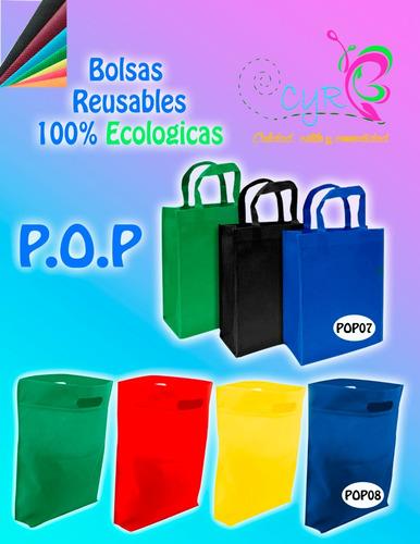 bolsas ecológicas,cotillones,tulas, cartucheras en tela pop