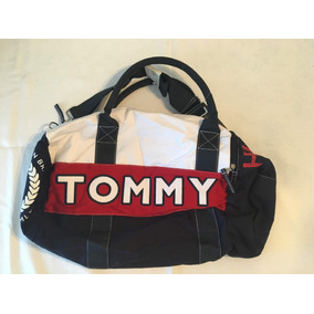 14caf25e7d997 Bolsa Mala Tommy Hilfiger Grande Importada Eua Academia Trei