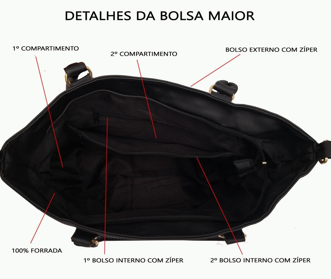 7ae985c0d kit de bolsas feminina 2 peças bolsa barata fg. Carregando zoom... bolsas  feminina bolsa. Carregando zoom.