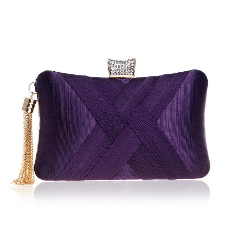 fa5e870ee bolsas feminina festa clutch de mão carteira cores 1185 alça. Carregando  zoom.