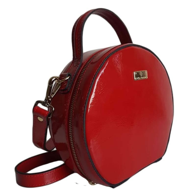 9b587ea23 Bolsas Femininas Barata De Couro Vermelha - R$ 169,00 em Mercado Livre