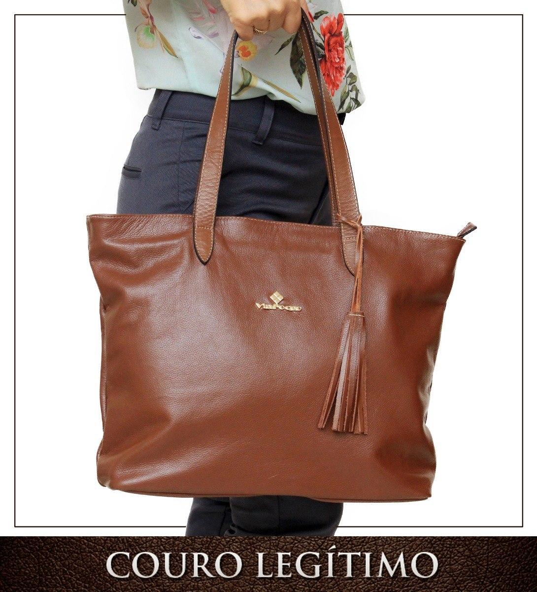 bad3fc960 bolsas femininas baratas de couro legítimo tamanho grande. Carregando zoom.