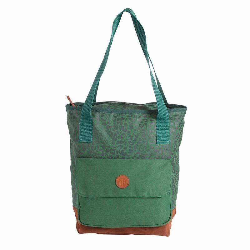 70b4010f1 Bolsas Femininas Tote Capricho Verde 48624 - R$ 125,00 em Mercado Livre