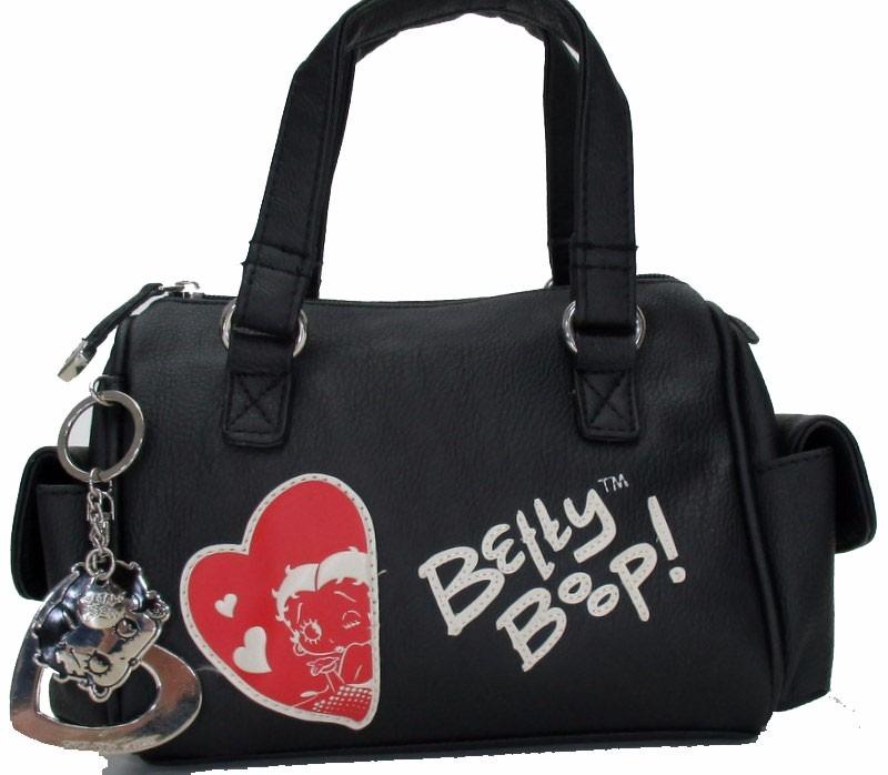 Bolsa Feminina Betty Boop : Bolsas femininas couro sint?tico importadas betty boop