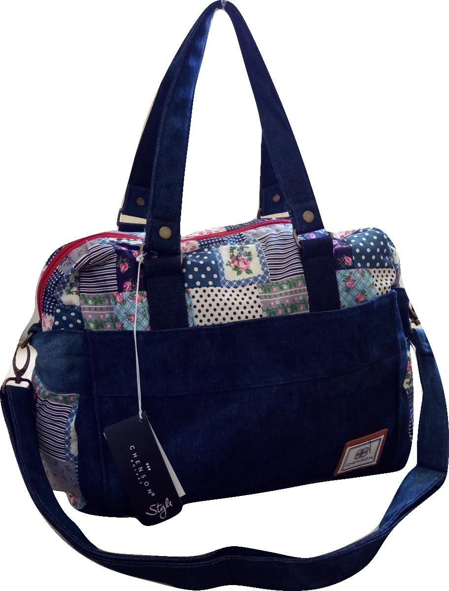 2434fc046 Bolsas Femininas Importadas Tecido Esportiva Jeans - R$ 170,00 em ...