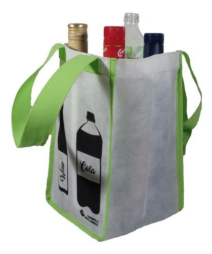 bolsas friselina para botellas