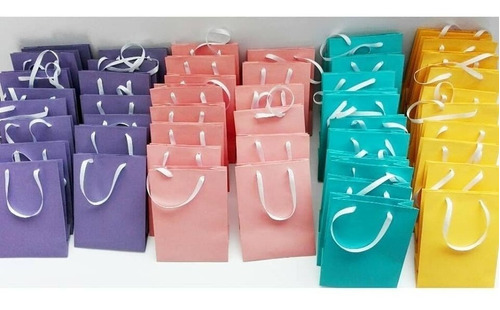 bolsas fundas de papel para regalos, sorpresas, varios color