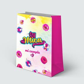 bdcad12f0 Bolsitas Golosineras Personalizadas De Soy Luna en Mercado Libre Argentina
