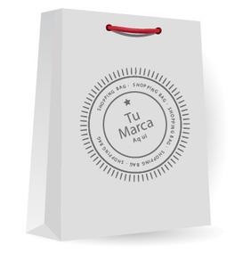 9d52145a2 Bolsas Impresas Para Boutique en Mercado Libre Argentina