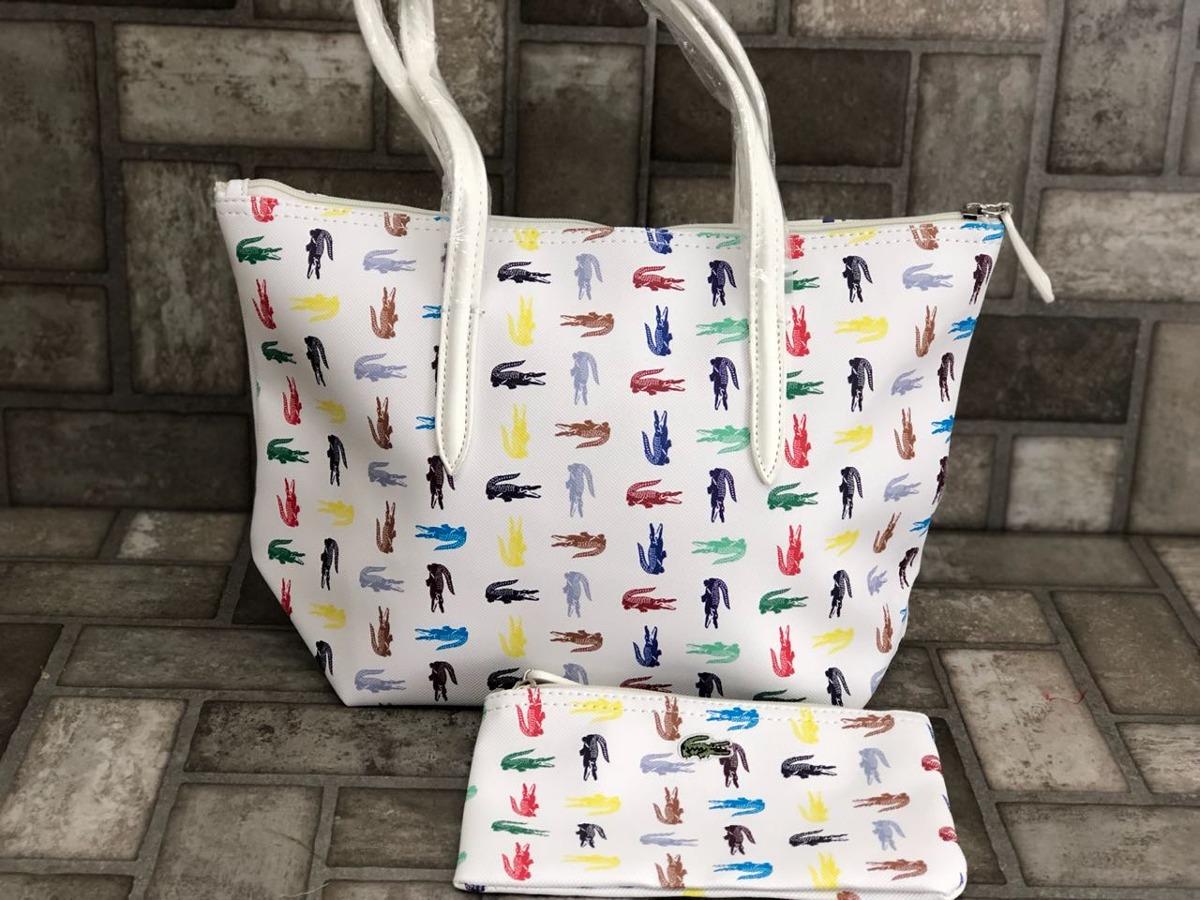 22c2e311e3f23 Bolsas Lacoste. -   600.00 en Mercado Libre